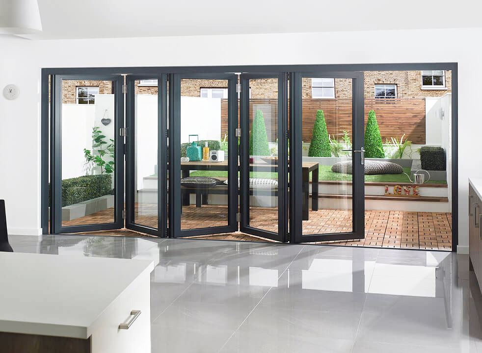 Perfect Bifold Doors