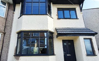 How to tell when double glazed windows need replacing