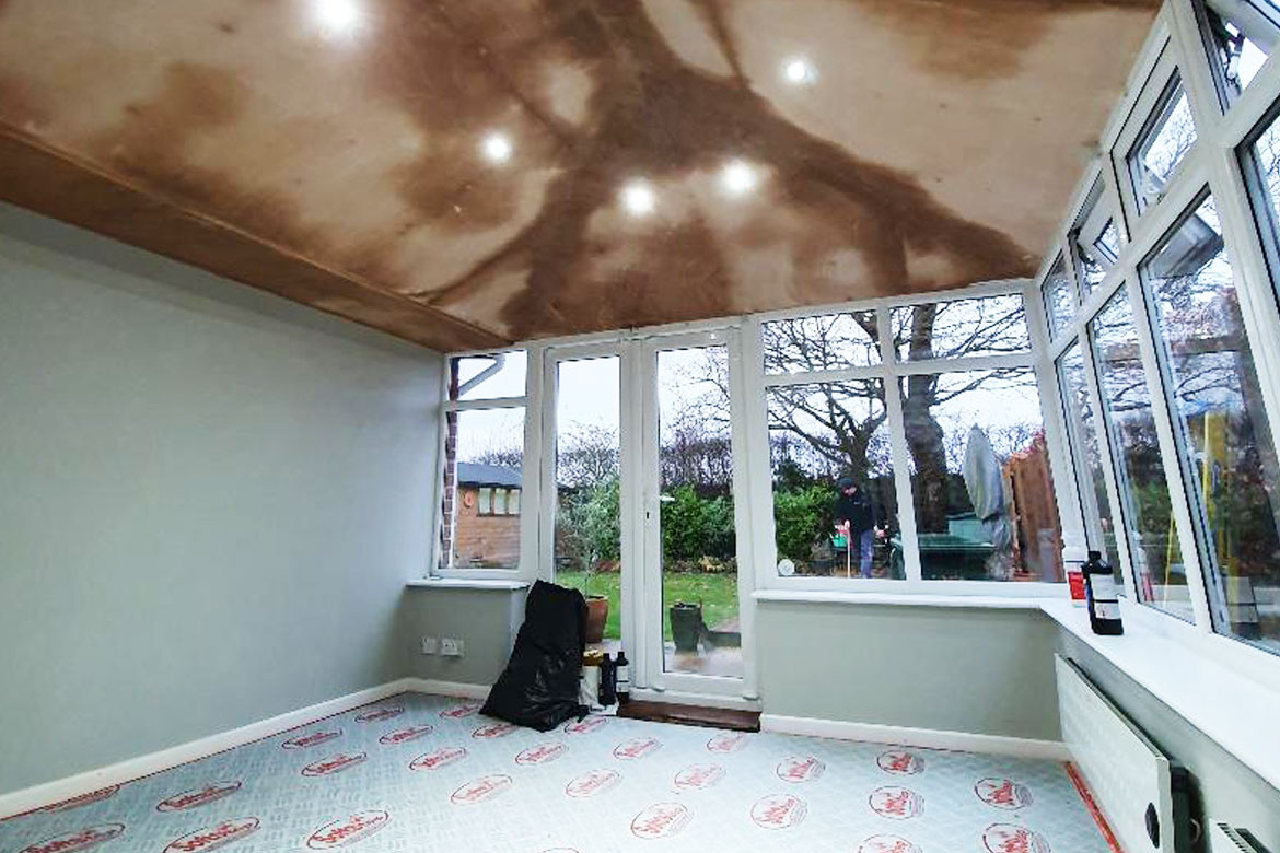 Conservatory Roof Replacement Perfect Wirral