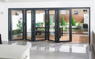 Bifold Doors: Connect Inside and Outside Living Space