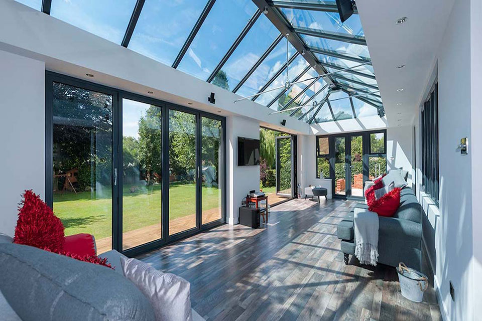 Why are orangeries so popular right now?